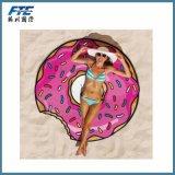昇進の卸し売りカスタム反応印刷されたビーチタオル