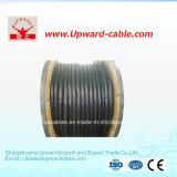 câble électrique de l'alliage 5core d'aluminium