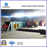 Máquina de embalaje automática del papel usado hola de Baler Company
