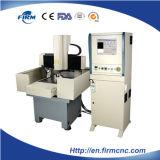 Cobre del hierro del acero inoxidable/de aluminio/molde de cobre amarillo del CNC del metal que hace la máquina