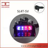 경찰 LED 바람막이 유리 Stobe 빛 (SL4T-SV)