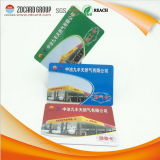 Karten-Plastik vorgedruckte Karte Qualitätsprodukt-Qualitätsmagnetischer VIP-RFID