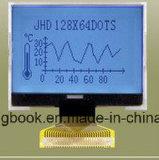 Экран LCD Cog 128X64 Stn положительный