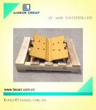 Peça da estrutura da escavadora D4c de sapatas da trilha para a lagarta