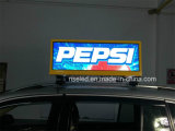 Visualización de LED publicitaria superior LED Display/LED del taxi al aire libre de P2.5 P5