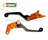 Ww-5218 motocicleta parte de la palanca de freno de la motocicleta CNC para Gy6