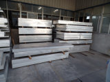 Алюминиевая плита с стандартным ASTM B209 для используемого украшения здания