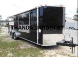Acheter les camions mobiles inclus galvanisés de restaurant