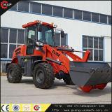 4 затяжелитель Zl16f колеса нагрузки привода 1600kg колеса