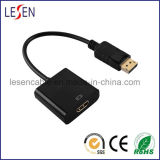 Mannetje aan Vrouwelijk DP Displayport aan Adapter HDMI