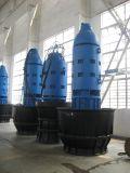 Bomba de Propulsor Sumergible con de Flujo Axial/Mezclado-Fluye (ZQB/HQB)