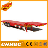 3 Flatbed Semi Aanhangwagen/vlak Bed van de as 40FT