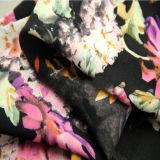 Tessuto di rayon floreale del reticolo dalla fabbrica della tessile