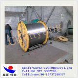 機械で造るべき鋼鉄パレット/Casiワイヤー目のカルシウムケイ素ワイヤー縦のコイル2mt/Coil