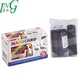 Magicard M9005-758 LC8-D Color Ribbon - Ymckok - 300 Prints Specifications Manufacturer e Item #: Película a todo color del tinte de los 6 paneles de Magicard M9005-758 Ymckok