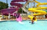 Water en spirale Slide pour Water Park