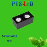Helles 30W LED Gitter-Licht des Gitter-mit Cer RoHS