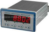 Wegende Indicator met Terminal Ethernet door Modbus TCP (gm8802-m)