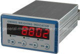 Modbus TCP (GM8802-M)의 무게를 달기 이더네트 단말기를 가진 표시기의