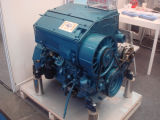 Motor diesel refrescado aire Bf4l913 de Deutz