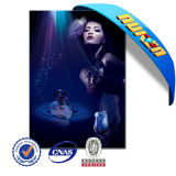최신 Picture High Quality Plastic Poster 3D