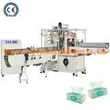 Empaquetadora del tejido facial de la empaquetadora del papel de tejido de la servilleta