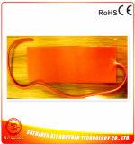 riscaldatore della gomma di silicone di 400*150mm 12V 100W