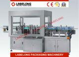 Tipo linear rolo Fed/máquina de OPP de etiquetas quente da colagem do derretimento