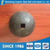 Шарик Dia 130mm стальной с хорошей твёрдостью для завода цемента