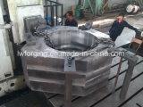 停止する造られた工場鍛造材を開きなさい