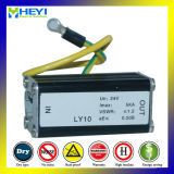 Ly10-24-5 24V 5ka Gleichstrom Surge Signal Protection Lightning Surge Protector Signal Arrester