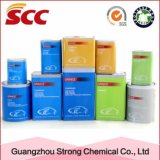 Het uitstekende Chemische Snelle Drogen 2k AutoClearcoat van de Weerstand