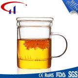 Copo elevado do vidro de Borosilicate da boa qualidade para o chá (CHT8598)