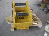 Collegamento dell'escavatore dell'accoppiatore rapido manuale