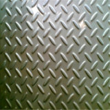 Ss304 Ss316 No8 Hr Cr Stainless Checkered Plate