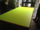Duidelijke en Kleurrijke Gegoten AcrylBlad het Van uitstekende kwaliteit van China