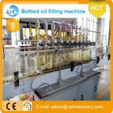 Embotelladora del petróleo automático lleno