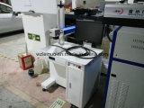 Máquina de fibra óptica da marcação do laser para a jóia