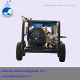 Hochdruckreinigungsmittel-Reinigungs-Gleis-Maschine