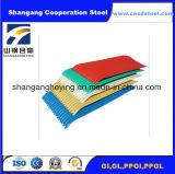 Aço de aço galvanizado duro cheio de Sheet/PPGI para a telhadura
