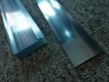 Perfil de aluminio de pulido de la protuberancia de la oxidación 6463 para la cocina y el cuarto de baño etc