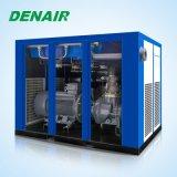 Compresor de aire de rosca ahorro de energía del instrumento de la corriente ALTERNA