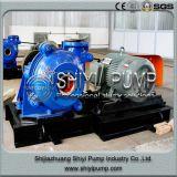 Pompe centrifuge de boue lourde de traitement des eaux pour aspirer le cambouis et la boue