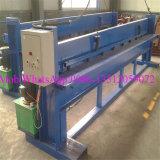 máquina de estaca hidráulica da folha do metal do CNC de 6m