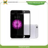 Ausgeglichenes Glas des Qualitäts-Bildschirm-Schoner-3D für iPhone 6plus