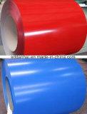 Bobine, coloré enduits d'une première couche de peinture, PPGI ou PPGL