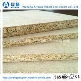 la melammina di legno del grano di 15mm ha affrontato il pannello truciolare/cartone per scatole per Lipping