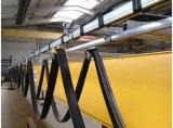 Grúa material 15ton del equipo de elevación del torno eléctrico europeo