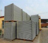 Q235鋼線の溶接された網の塀