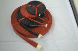 熱ガラス繊維のホースの保護耐火性の絶縁体の袖